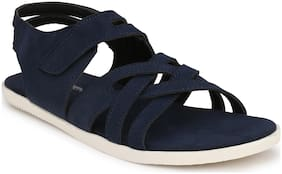 Big Fox Men Blue Sandals