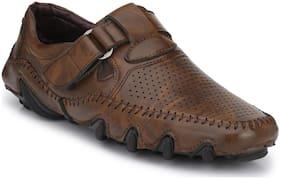 Big Fox Men Brown Sandals -
