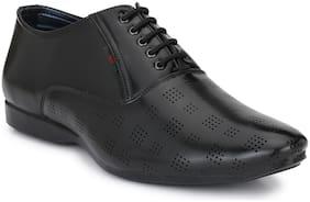 BIG JUNIOR Men Black Formal Shoes