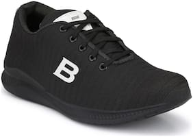 Biggie Men & Unisex Running Shoes ( Black )