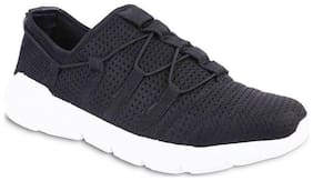 Biggie Men Running Shoes ( Black )