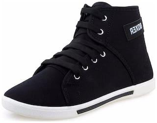 Birde Men Black Sneakers