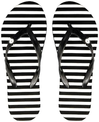 Imported Black Women's Slippers & Flip flops