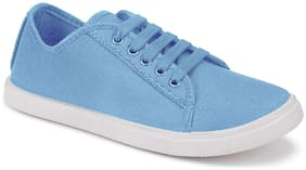 Birde Women Blue Sneakers