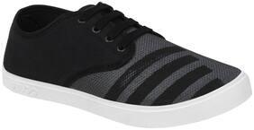 Birde Men Black Casual Shoes - Black-725