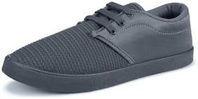 Birde Men Black Casual Shoes -
