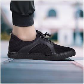 Enso Men Black Casual Shoes -