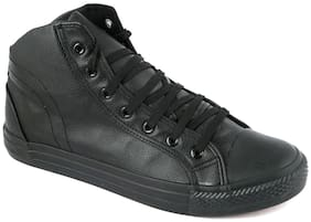 Enso Men Black Sneakers -