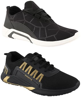 Birde Men Casual & Sports Sneakers Runnning Shoes Walking Shoes ( Multi-Color )