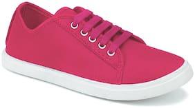 Birde Women Pink Sneakers