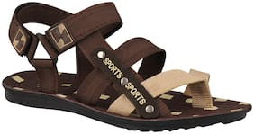 Birde Men Brown Sandals