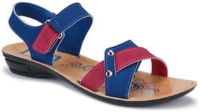 Birde Women Blue Sandals