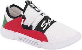 Men Red Casual Shoes ,Pack Of 1 Pair