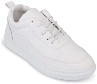 Enso Casual Shoes for Women - White