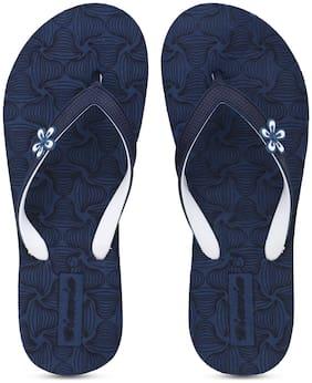 Women Slippers ( Blue )