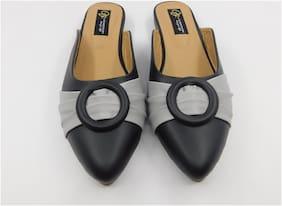 Black Casual Sandal