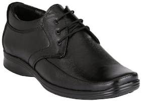 Black Leather Formal Shoe For Mens