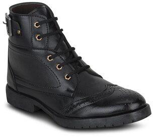 Kielz Men Black Boot