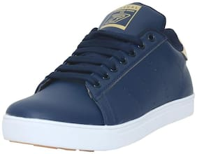 Black Tiger Men's Synthetic Leather Casual Shoes 8042-G-Blue-10