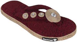 Blackcoal Slippers For Women