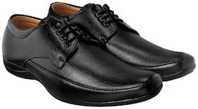 Blinder Men's Black Formal Trendy Lace-Up Flat Formal Shoes On Paytm
