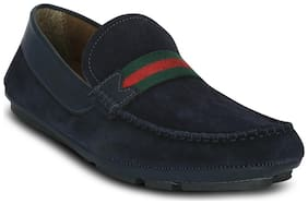 Kielz Men Blue Loafer