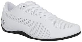 Puma Men BMW MS Drift Cat 5 Ultra Running Shoes ( White )