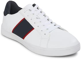 Bond Street By Red Tape Men White Casual Shoes
