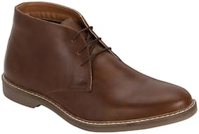 Bond Street Men's Tan Chukka Boots