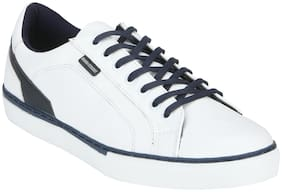 Bond Street Men White Sneakers -