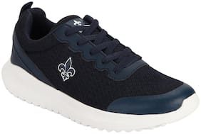 Bond Street By Red Tape Men Navy Sports Walking Shoes