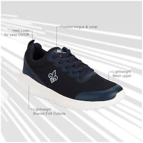 Bond Street Men Walking Shoes Walking Shoes ( Navy Blue )