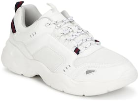 Bond Street by Red Tape Men BSE0545 Running Shoes ( White )