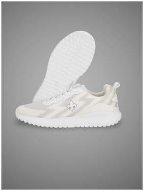 Bond Street Men Walking Shoes Walking Shoes ( White )