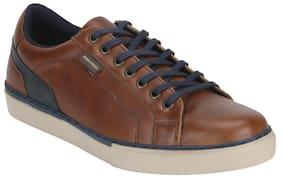 Bond Street Men Tan Casual Shoes - Bss1173