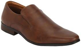 Bond Street Men Tan Formal Shoes - Bss0933