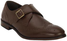 Bond Street Men Brown Formal Shoes - Bss0992