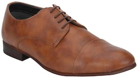 Bond Street By Red Tape Men Brown Formal Shoes-BSS0712 BRN-11