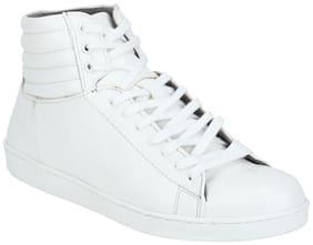 Bond Street Men White Sneakers - Bss0665
