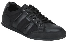 Bond Street Men Black Casual Shoes - Bss1161