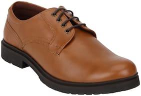 Bond Street Men Tan Formal Shoes - Bse0163