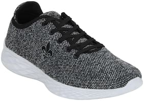 Bond Street By Red Tape Men Black Athleisure Range Sports Walking Shoes