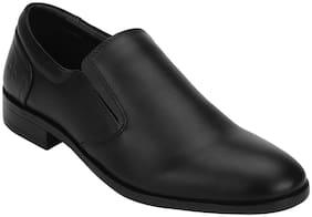 Bond Street Men Black Formal Shoes - Bse0381