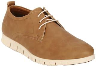 Bond Street Men Tan Casual Shoes