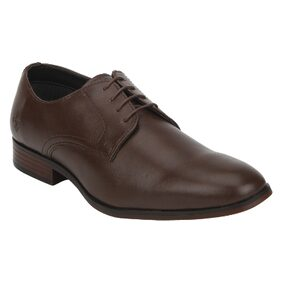 Bond Street By Red Tape Men Coffee Brown Formal Shoes