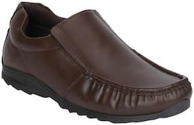 Bond Street Men Brown Formal Shoes - Bse0142