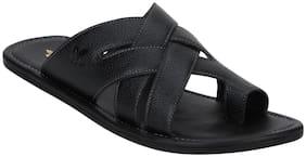 Bond Street Men Black Outdoor slippers