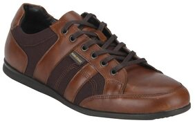 Bond Street Men Tan Casual Shoes - Bss1163