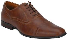 Bond Street Men Tan Formal Shoes - Bss0963