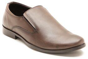 Bond Street Men Brown Formal Shoes